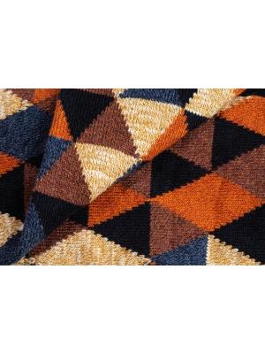 Chaussettes en patchwork dans des tons marine