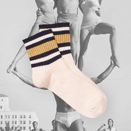 Queen of Socks  C'est la rentrée et le moment de porter des socquettes Ivy en derbies ou en moc' ______________  #anklesocks #queenofsocks #royaltiesparis #madeinfrance #cestlarentrée